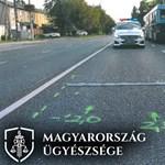 BKV-busz előtt büntetőfékezett, több utas is megsérült – vádemelés lett belőle