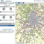 Blikk: a BKV inkább a Google-re bízza új útvonaltervezőjét