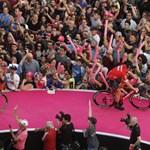 Budapestről rajtol jövőre a Giro d'Italia