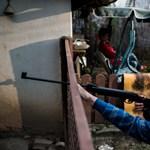 Jószerencsét Tér – a remény bányászai megrendítő fotósorozaton