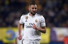 Visszatérhet a francia válogatottba a korábban kiátkozott Karim Benzema