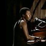 Zene kávéhoz: Nina Simone -  How it feels to be free / Montreux Jazz Fesztivál 1976 (Videó)