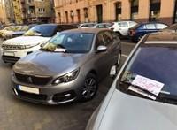 A Radnóti utcában csapott le az udvarias KRESZ-harcos
