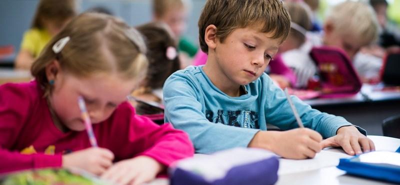 Tovább csökkent az általános iskolások száma