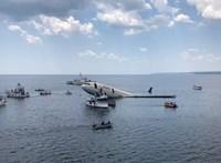 Szándékosan süllyesztettek el egy repülőt Törökországban