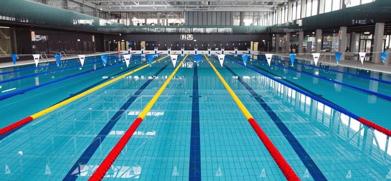 Vissza kell alakítani a Duna Arénát, jövő nyárig nem úszhat ott a nagyközönség