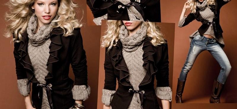cd8ab62c25 Plázs: Őszi-téli divat 2011: a Mayo Chix sem akarja, hogy megijedj a ...