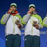 Így szólt a Himnusz a történelmi aranyat nyerő gyorskorisoknak Pjongcsangban – videó