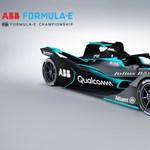 Végre: erre az autóra vártunk a Formula E indulása óta