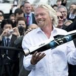 Richard Branson bemondta a dátumot: felutazik az űrbe a holdra szállás 50. évfordulóján
