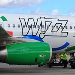 Visszafestette a Wizz Air az olimpiás repülőgépét
