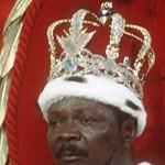 Elárverezték a rettegett afrikai császár kastélyát