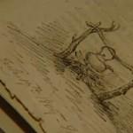 Képek: 200 éves firkát találtak egy iskolai tankönyvben