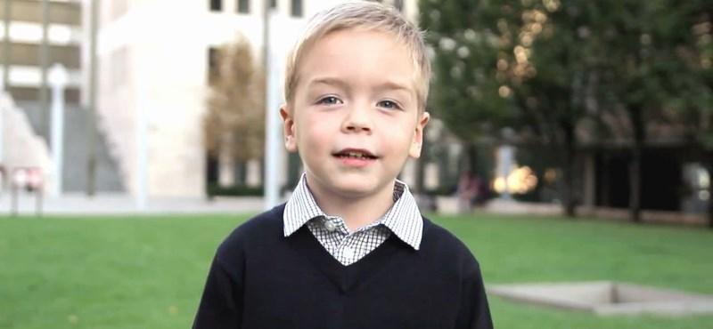 Gyerekek, ha szakértenek - Mi a divat? (videó)