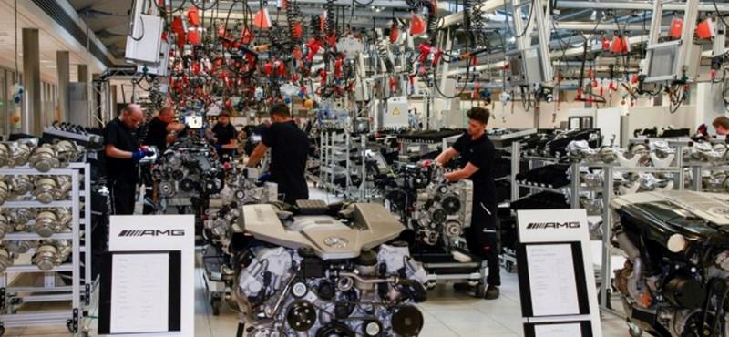 Trump beígérte a német autógyártóknak, hogy nem szorongatja meg őket – legalábbis nem azonnal