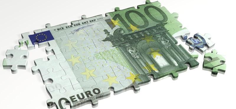Az euró az októberi félelmeket tükrözi