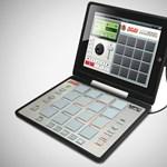 Hordozható ütemgyár az iPad 2-ből, az Akai közbenjárásával