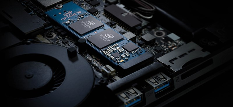 Csinált egy ütős új SSD-t az Intel, amit felpörgetheti az ön számítógépét is
