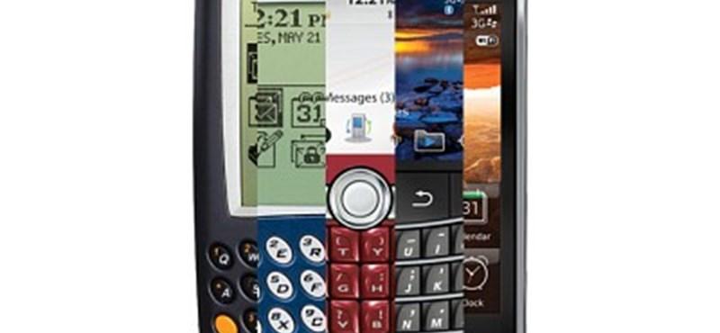 BlackBerryk 2000-től napjainkig
