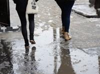 Ónos esővel és a fél országra ráboruló köddel indul a hét