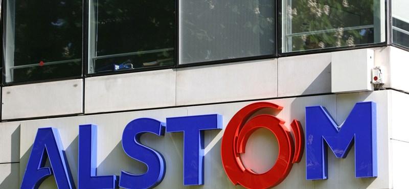 Elfogadta az Alstom az amerikai gigabírságot
