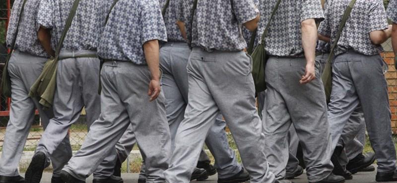 Még mindig zsúfoltabbak a magyarországi börtönök az európai átlagnál
