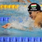 Gyurta elődöntőbe jutott az úszó-Eb-n