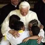 Eltorzult arcú egyházról beszélt utolsó miséjén Benedek pápa