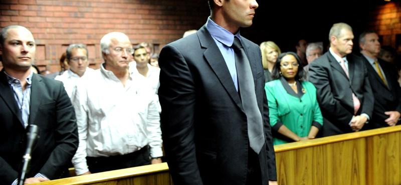 Augusztusra halasztották Oscar Pistorius perét