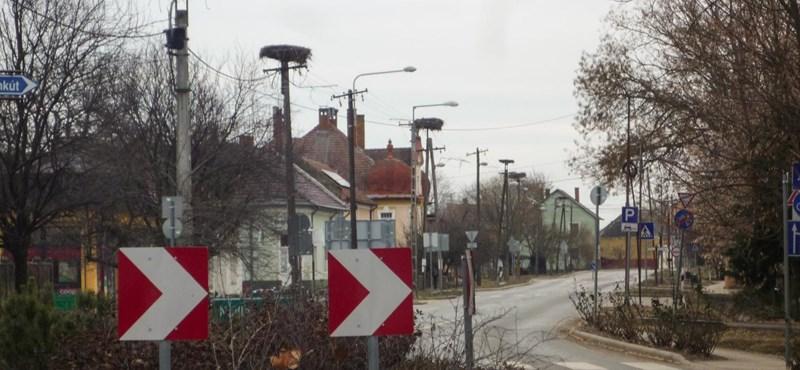 A budapestit karcolja az ingatlanár néhány helyen, ahol fel lehet venni a falusi csokot