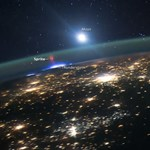 Fotók: sejtelmes égi jelenséget rögzítettek a Nemzetközi Űrállomásról