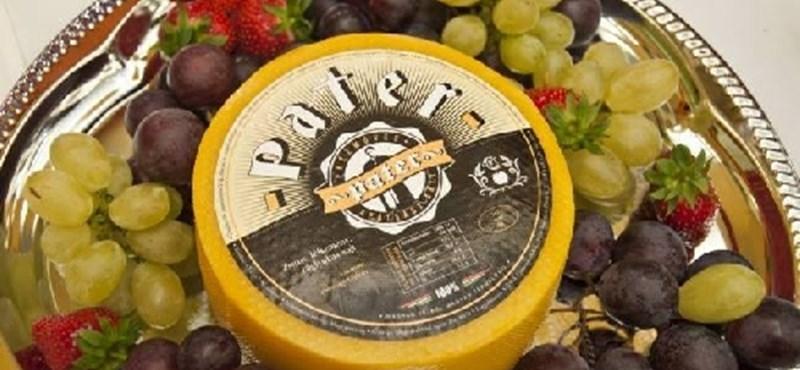 Győzött a Pater - magyar sajt a legjobb