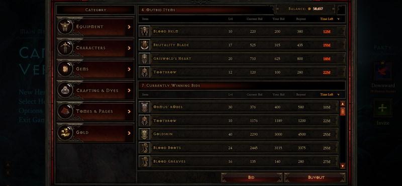 Elképesztő Diablo III információk és képek