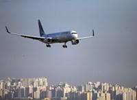 Csődöt jelentett a koronavírus miatt Dél-Amerika legnagyobb légitársasága