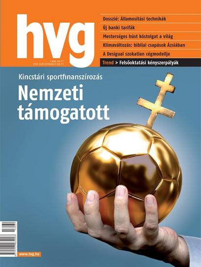HVG-címlap: