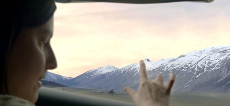 A Fordnak köszönhetően már a vakok is átélhetik az ablakon kitekintés élményét