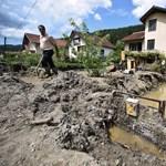 Az évezred árvize pusztít a Balkánon – Nagyítás-fotógaléria