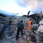 Külföldiek is odavesztek az olaszországi földrengésben