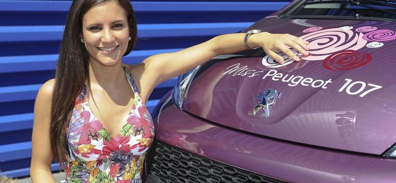 Peugeot-t nyert a szépség