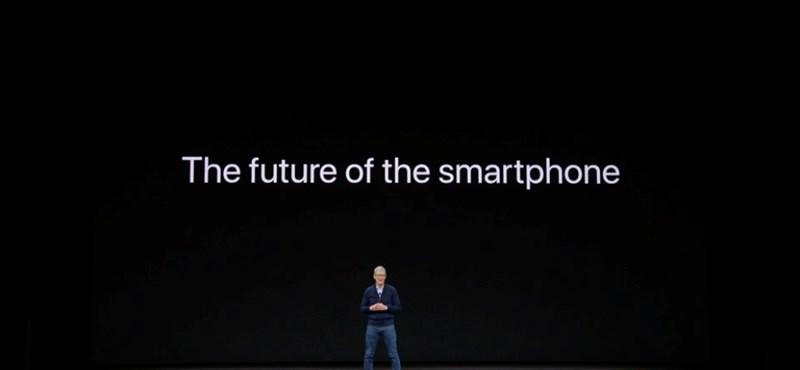 Az iPhone X az egyik legnagyobb találmány 2017-ben – állítja a TIME magazin