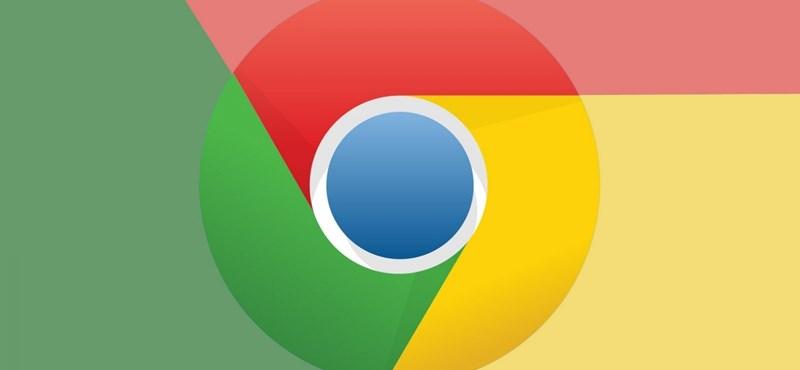 192 jó hírünk van annak, aki Chrome böngészőt használ