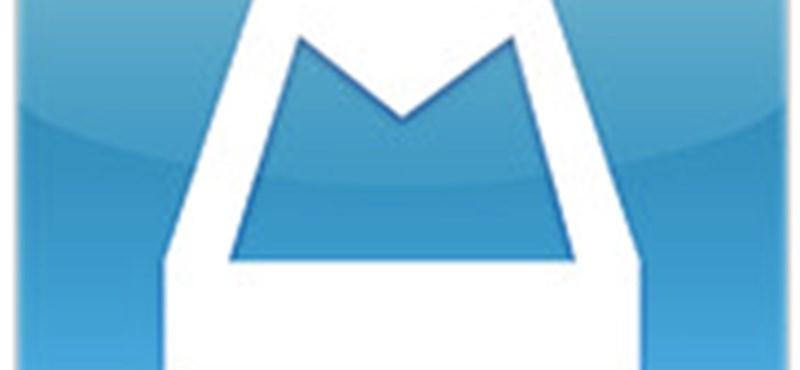 Már sorban állás nélkül is letöltheti a népszerű emailes alkalmazást