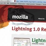 Letölthető a Lightning 1.0 - Így lesz Outlook a Thunderbirdből