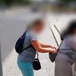 Szalmakalapos zsebtolvajokat fogtak a rendőrök – videó