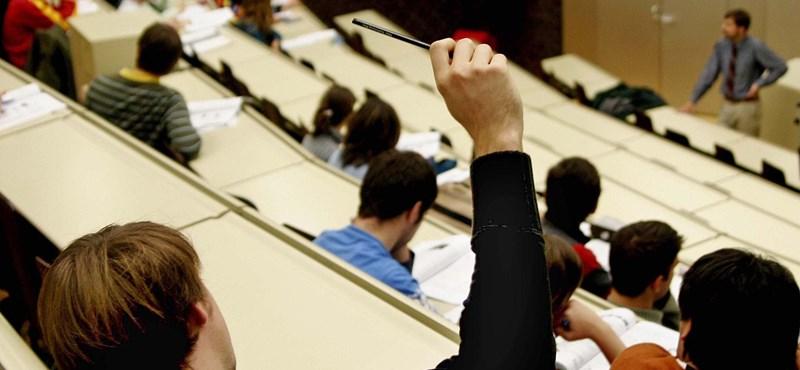 Megszűnhet az Erasmus-ösztöndíjprogram, ha nem kapnak több pénzt