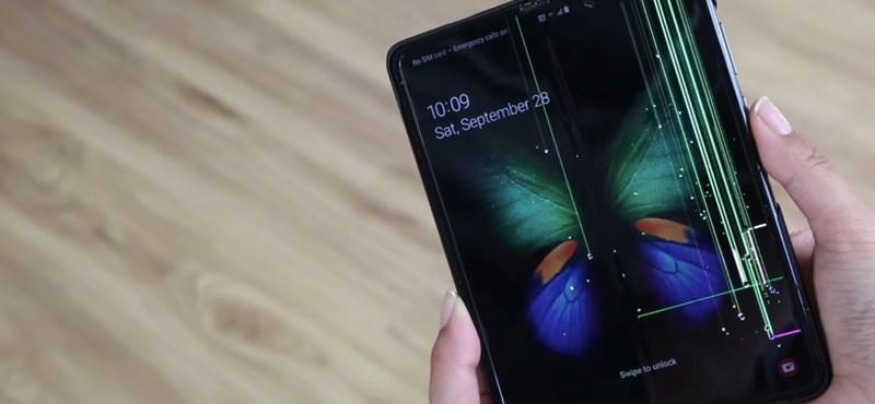 A Samsung máris eladott 1 milliót a csillagászati árú telefonjából