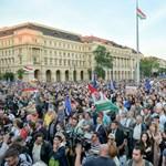 """""""A zene kell"""" - megszólaltak az elmúlt hetek tüntetéseinek szervezői"""