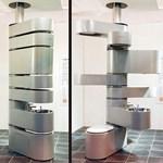 Zseniális ötlet - a világ legkisebb fürdője