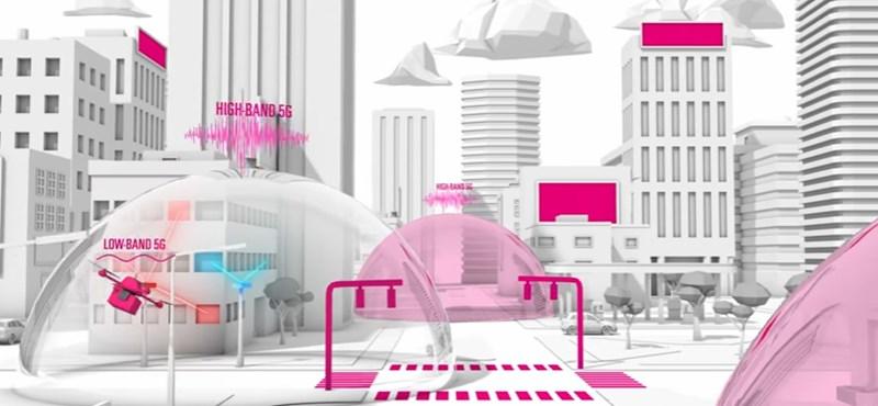 Videó: a T-Mobile megmutatja, mit hozhat az 5G