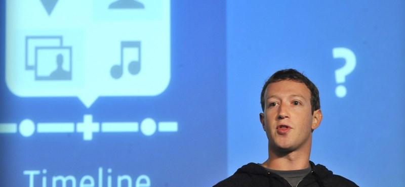 Forbes: Zuckerberg először a leggazdagabb amerikaiak között